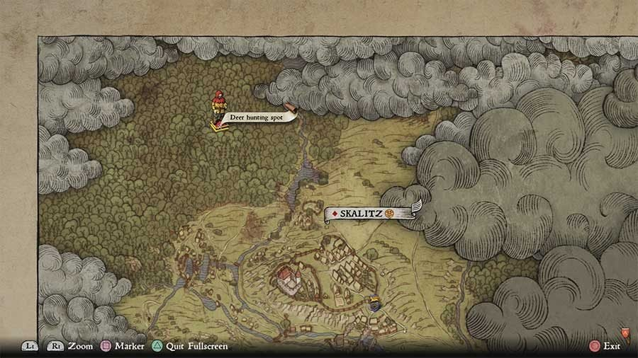 Ancient Map V