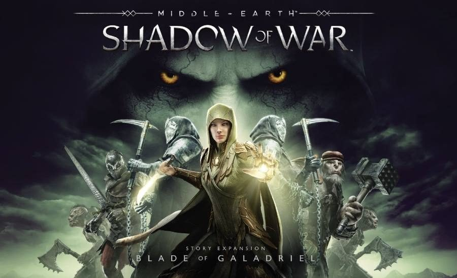Blade of Galadriel - Gamers Heroes