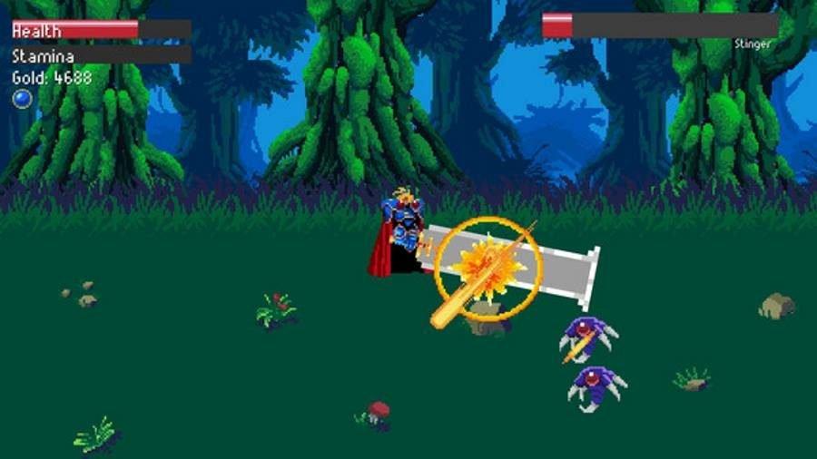 Bold Blade - Gamers Heroes