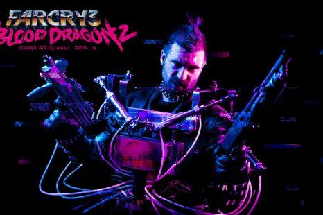 Cosplay Wednesday – Far Cry 3 Blood Dragon