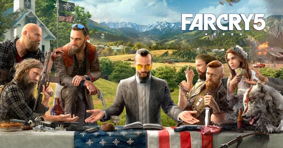 Far Cry 5 - Gamers Heroes