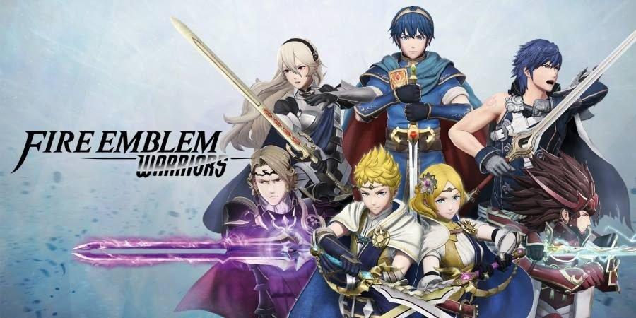 Fire Emblem Warriors - Gamers Heroes