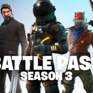 Fortnite Battle Royale's Season 3 Battle Pass Now Available