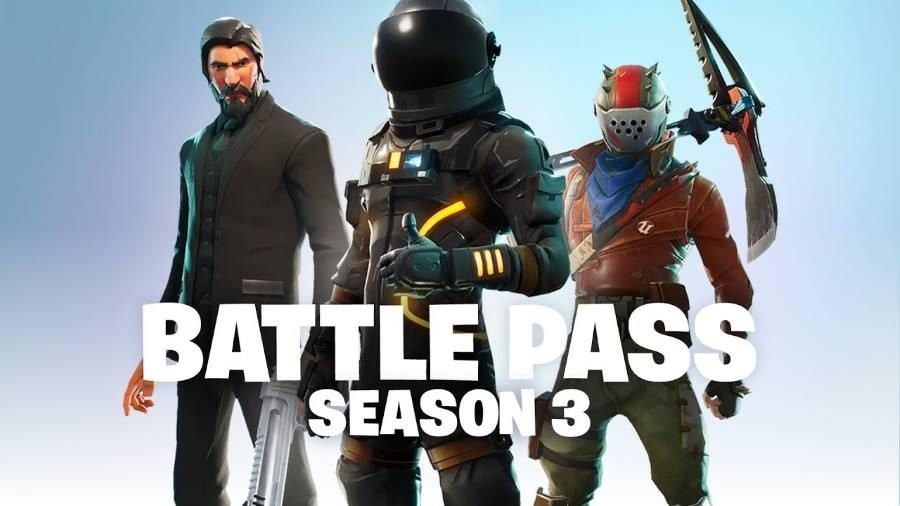 Fortnite Battle Royale Season 3 - Gamers Heroes