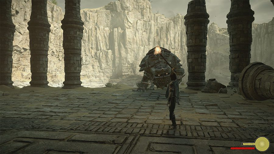 How To Defeat The 11th Colossus In Shadow Of Colossus
