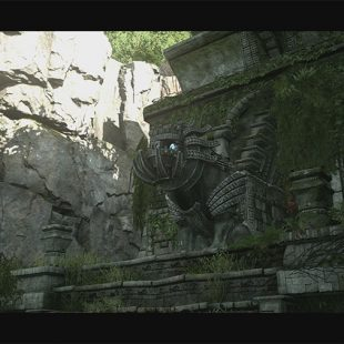 How To Defeat The 14th Colossus In Shadow Of Colossus