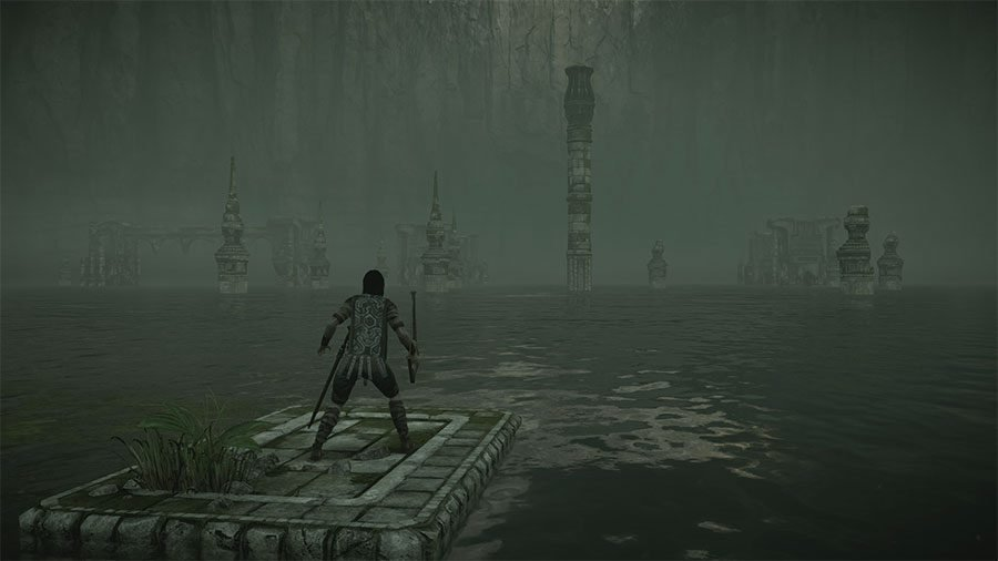 How To Defeat The Fifth Colossus In Shadow Of Colossus Platforms
