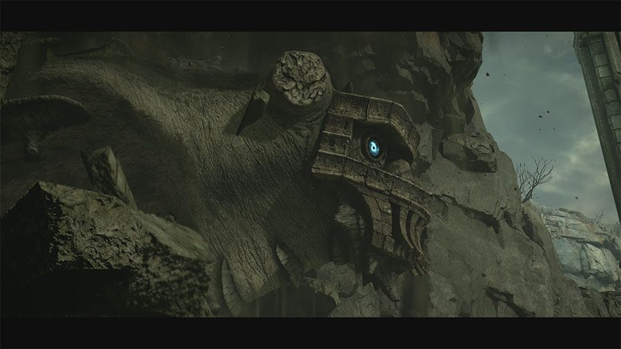 How To Defeat The Second Colossus In Shadow Of The Colossus