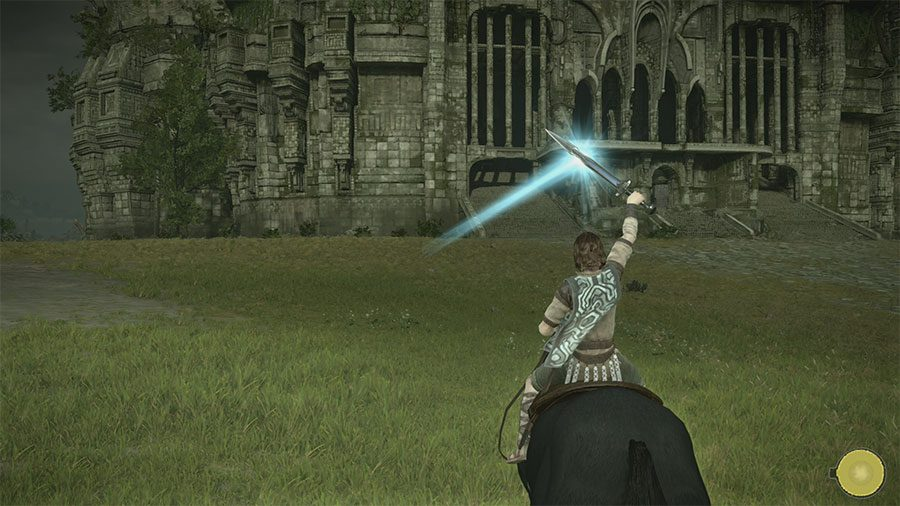 How To Find The Next Colossus In Shadow Of The Colossus Sun Rays
