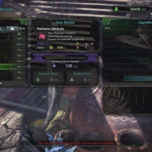 How To Get Gold Wyverian Prints in Monster Hunter World