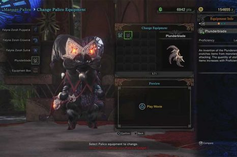 How To Get The Plunderblade In Monster Hunter World