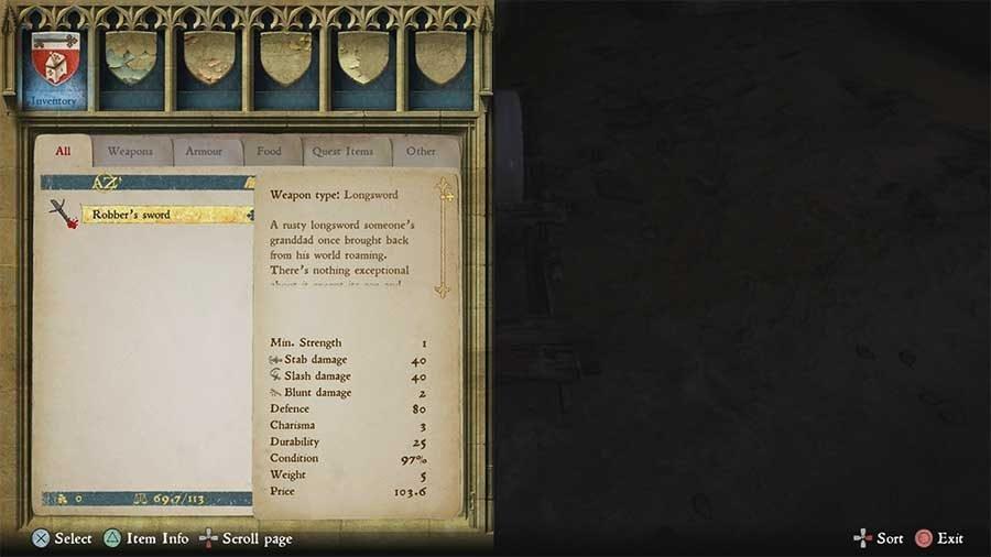 How To Improve Sword Condition In Kingdom Come Deliverance