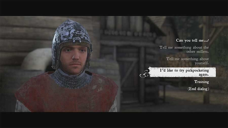 How To Learn To Pickpocket In Kingdom Come Deliverance