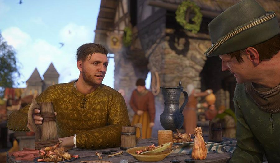 How To Romance Theresa In Kingdom Come Deliverance