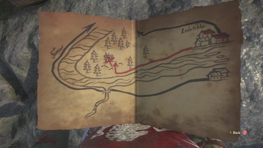 Kingdom Come Deliverance Treasure Map Treasure Location Guide