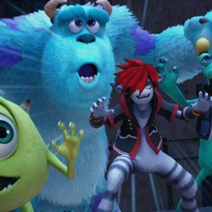 Monsters, Inc. World Coming to Kingdom Hearts III