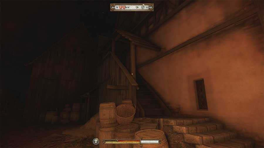Next To Godliness Where To Find Rathaus Wine Cellar In Kingdom Come Deliverance