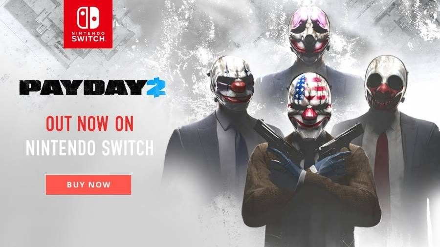 PAYDAY 2 - Gamers Heroes