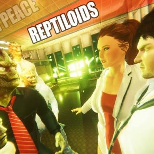 Reptiloids Review