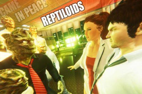 Reptiloids Review