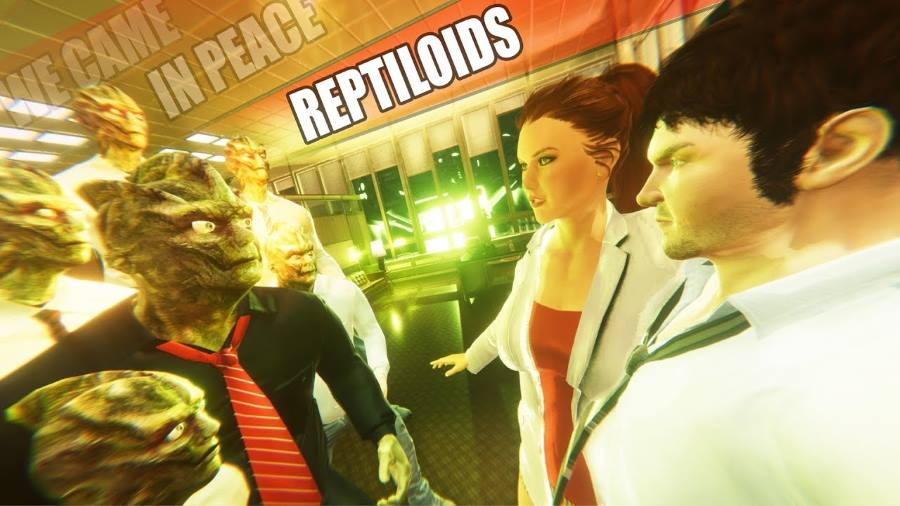 Reptiloids - Gamers Heroes