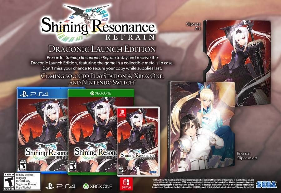 Shining Resonance Refrain - Gamers Heroes