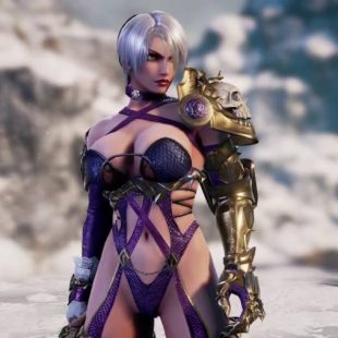 Ivy and Zasalamel Return to Soul Calibur VI