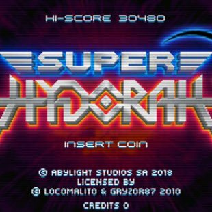Super Hydorah Gets Arcade Version