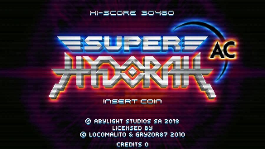 Super Hydorah - Gamers Heroes