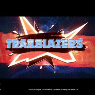Arcade Racer Trailblazers to Launch in 2018