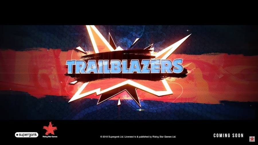 Trailblazers - Gamers Heroes