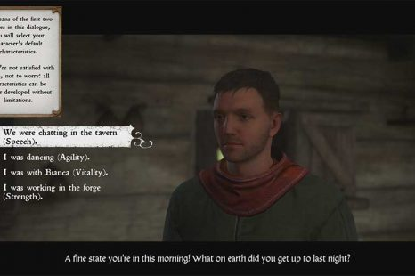 What Choices To Make At The Start Of Kingdom Come Deliverance