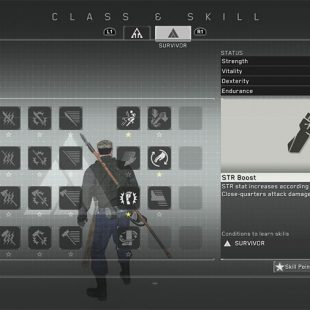 What Skills To Learn First In Metal Gear Survive