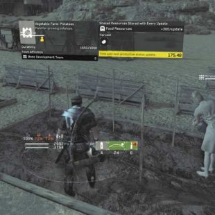 Where To Find Potatoes In Metal Gear Survive