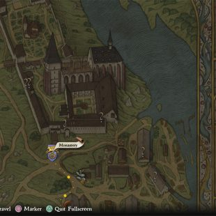 Where To Find The Monastery & Necronomicon In Kingdom Come Deliverance
