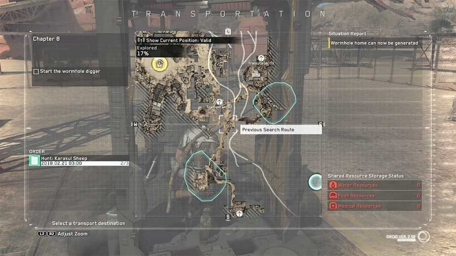 Where To Find The RASP TB-SG Shotgun In Metal Gear Survive Location
