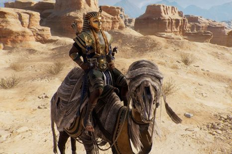 AC Origins: Curse Of The Pharaohs Legendary Weapons Guide