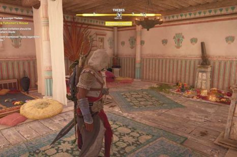 Assassins Creed Origins Tahemets House Puzzle Guide