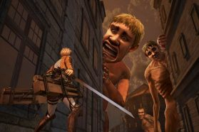 Attack on Titan 2 Review – Fight for Freedom