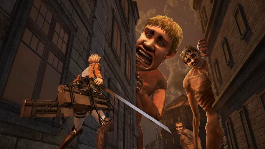 Attack On Titan 2 honest Review