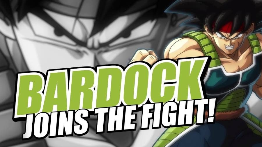 Bardock Dragon Ball FighterZ - Gamers Heroes