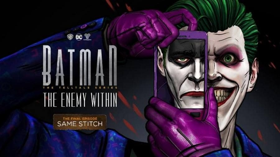 Batman The Enemy Within - Gamers Heroes