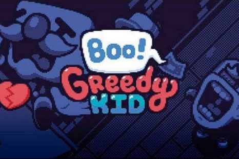 Boo! Greedy Kid Review