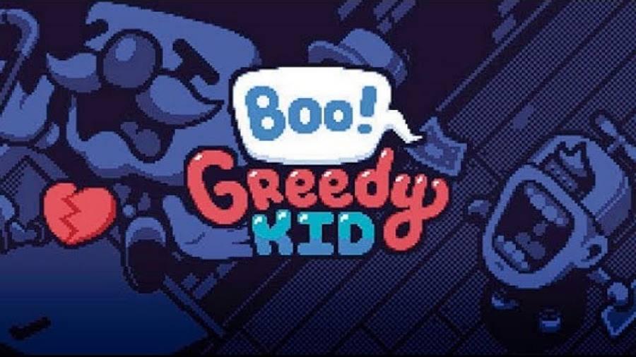 Boo Greedy Kid - Gamers Heroes