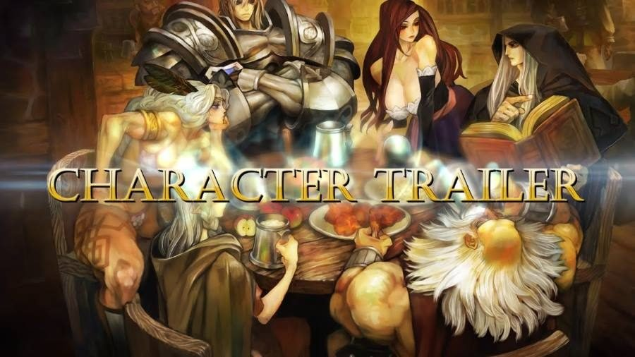Dragon's Crown Pro Character Trailer - Gamers Heroes