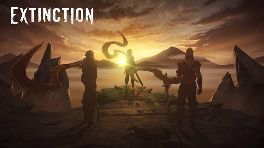 Extinction - Gamers Heroes