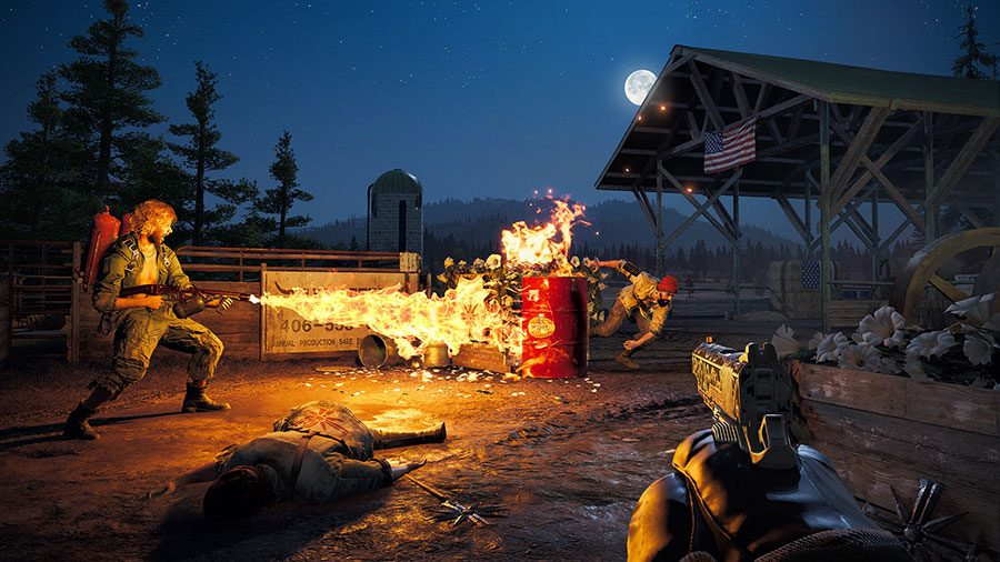 Far Cry 5 Guns For Hire Guide