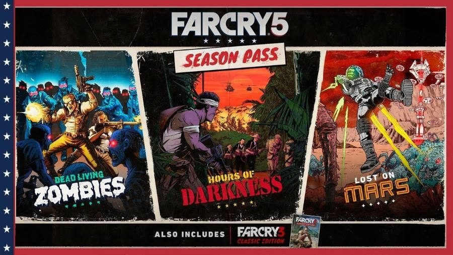 Far Cry 5 Post Launch - Gamers Heroes