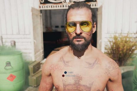 Far Cry 5 Resist Or Walk Away