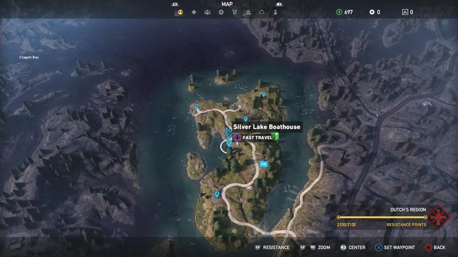 Far Cry 5 Prepper Stash Location Guide